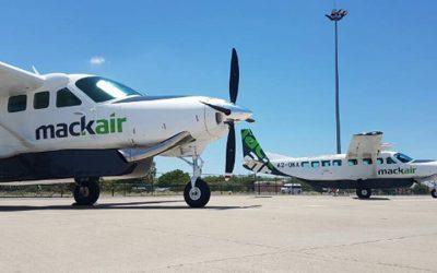 16 New Aircraft and Kasane
