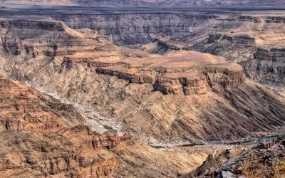 Experience It – Fish River Canyon, Namibia: 4 Fascinating Facts