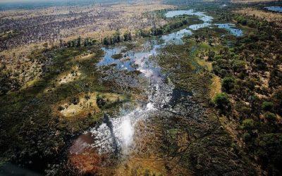 Botswana's Jewel: Livingstone's Journey to the Okavango Delta